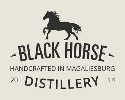 Black Horse Distillery Logo